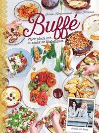 Buffé - pajer, plock och en smak av Medelhavet