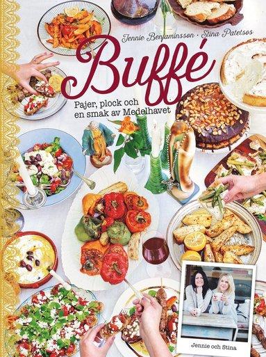 bokomslag Buffé - pajer, plock och en smak av Medelhavet