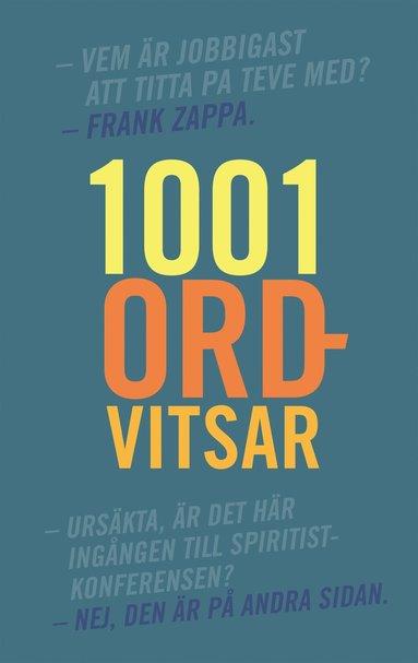 bokomslag 1001 ordvitsar