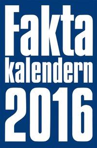 Faktakalendern 2016