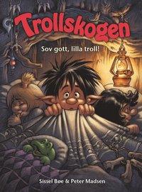 bokomslag Trollskogen. Sov gott, lilla troll!