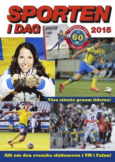 bokomslag Sporten idag 2015