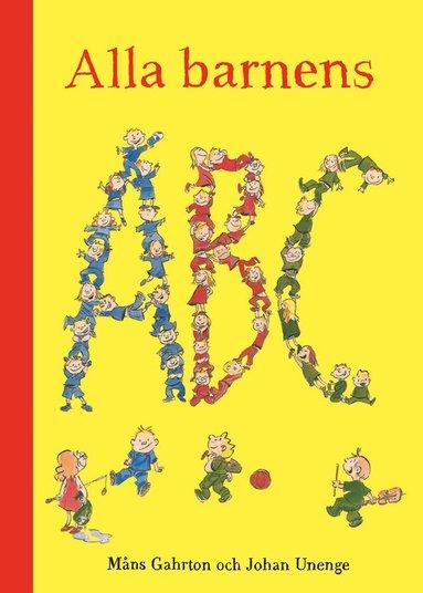 bokomslag Alla barnens ABC