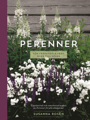 bokomslag Perenner för trädgårdar från norr till söder