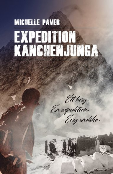 bokomslag Expedition Kanchenjunga