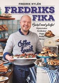 bokomslag Fredriks fika : bakat med glädje
