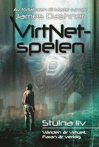 bokomslag VirtNet-spelen. Stulna liv