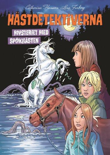 bokomslag Hästdetektiverna. Mysteriet med spökhästen