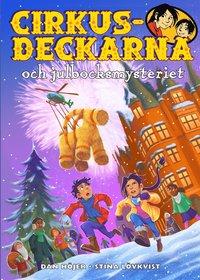 bokomslag Cirkusdeckarna och julbocksmysteriet