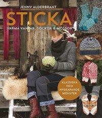 bokomslag Sticka varma vantar, sockor och mössor
