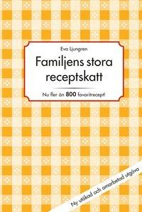 bokomslag Familjens stora receptskatt