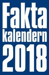 bokomslag Faktakalendern 2018