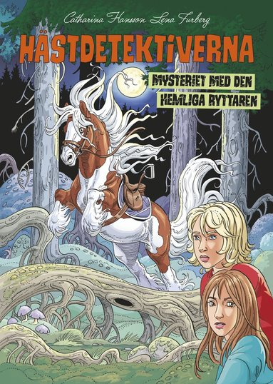 bokomslag Mysteriet med den hemliga ryttaren