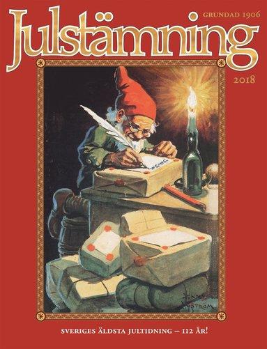 bokomslag Julstämning 2018