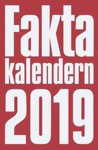 bokomslag Faktakalendern 2019