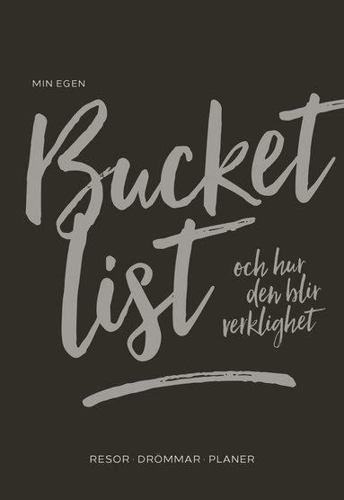 bokomslag Min egen bucket list : och hur den blir verklighet