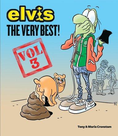 bokomslag Elvis : the very best! Vol. 3