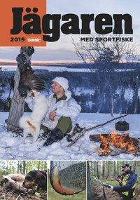 bokomslag Jägaren med sportfiske 2019