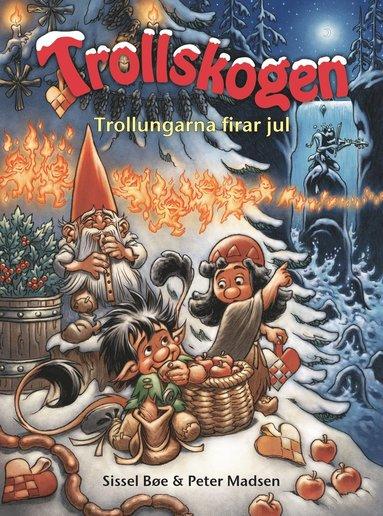 bokomslag Trollungarna firar jul