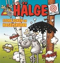 bokomslag Stora boken om hagelskurar
