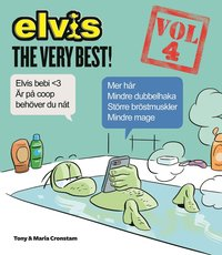 bokomslag Elvis - The very best! Vol. 4