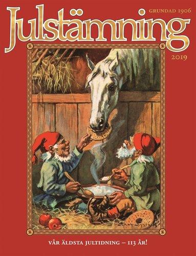 bokomslag Julstämning 2019