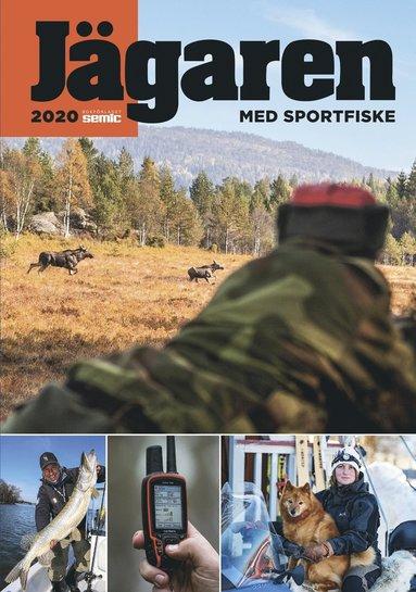bokomslag Jägaren med sportfiske 2020