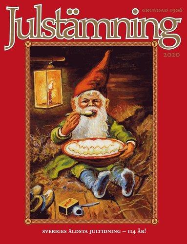 bokomslag Julstämning 2020
