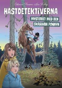 bokomslag Mysteriet med den skrämda ponnyn