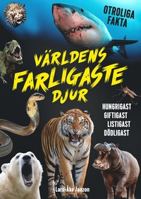 bokomslag Världens farligaste djur