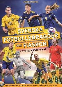 bokomslag Svenska fotbollsbragder och fiaskon i stora mästerskap : Landslagens alla VM, EM och OS – från 1908 till 2021