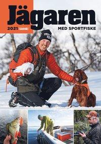 bokomslag Jägaren med sportfiske 2021