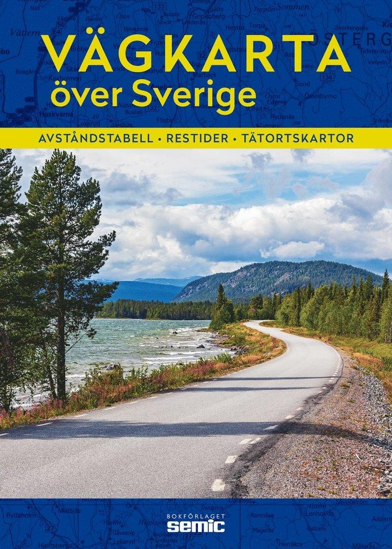 Vägkarta över Sverige 1
