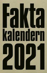 bokomslag Faktakalendern 2021