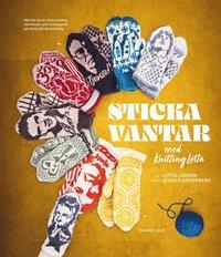 bokomslag Sticka vantar med Knitting Lotta