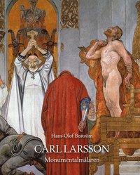 bokomslag Carl Larsson Monumentalmålaren