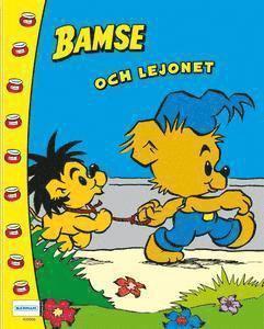 bokomslag Bamse och lejonet