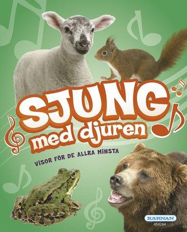 bokomslag Sjung med djuren