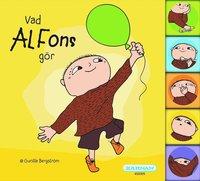 bokomslag Vad Alfons gör