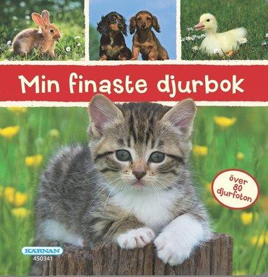 bokomslag Min finaste djurbok