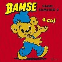 bokomslag Bamse sagosamling 2