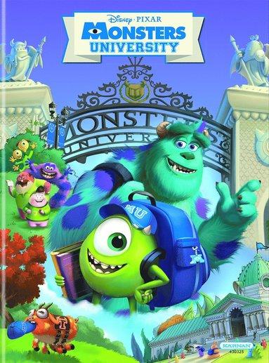 bokomslag Monsters University. Sagobok