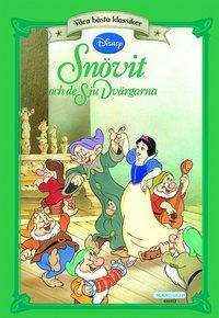 bokomslag Snövit och de sju dvärgarna