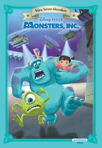 bokomslag Monsters Inc