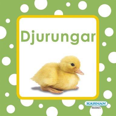 bokomslag Djurungar (badbok)