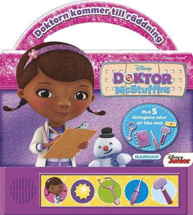 bokomslag Doktor McStuffins : doktorn kommer till räddning