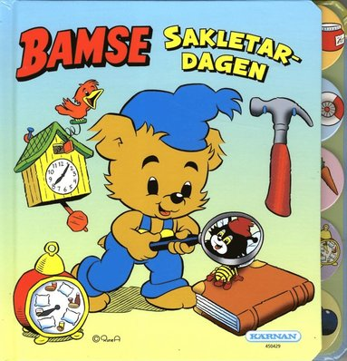 bokomslag Bamse : Sakletardagen