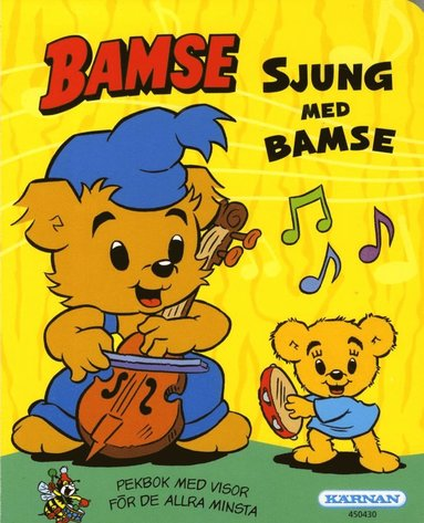 bokomslag Sjung med Bamse