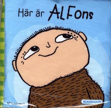 bokomslag Här är Alfons