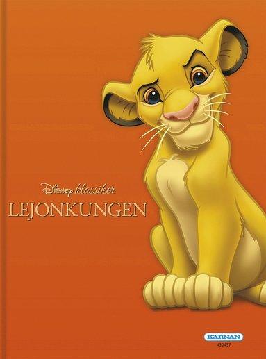 bokomslag Lejonkungen